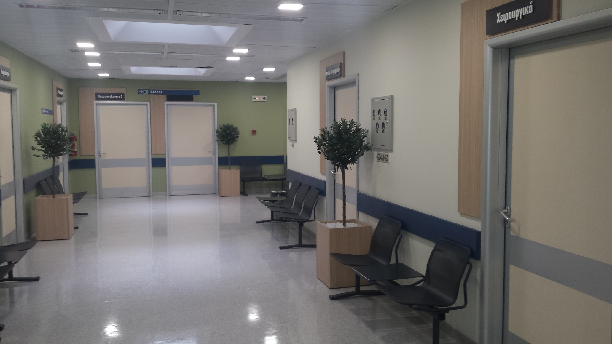 Έναρξη λειτουργίας Τακτικού Νευροχειρουργικού Εξωτερικού Ιατρείου